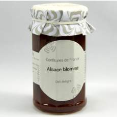 salg af Alsace blomme marmelade