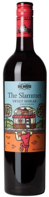 """salg af Big House """"The Slammer"""" Sweet Shiraz"""