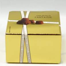 salg af Chokoladetrøfler - Gold collection
