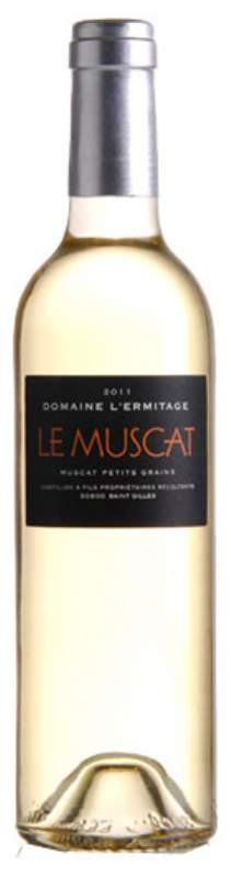 salg af Château l´Ermitage, Le Muscat 50cl.