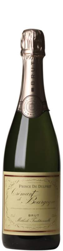 salg af Crémant de Bourgogne