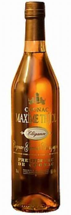 Maxime Trijol Elegance 40% - Grande Champagne