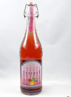 salg af Fransk Lemonade m. blåbær og granatæble