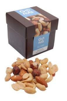 salg af GoNuts - blandede saltnødder