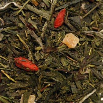 salg af Grøn/Hvid Te med Havtorn