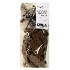 salg af KUDSK Nr. 63 - Rugchips med Krydderurter