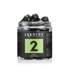 salg af Lakrids by Johan Bülow, NO.2 – Salty Liquorice