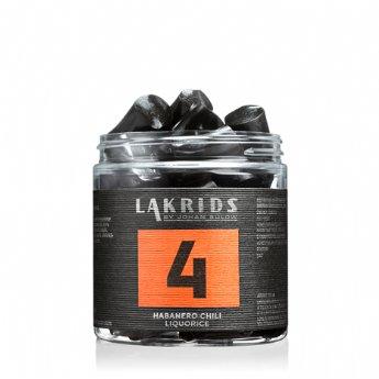 salg af Lakrids by Johan Bülow, NO.4 – Habanero Chili Liquorice
