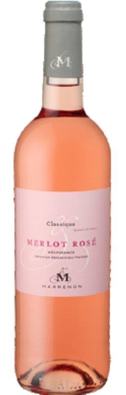 salg af Marrenon, Merlot Rosé Classique