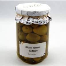 salg af Oliven natural, italienske i marinade
