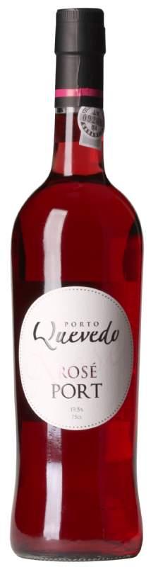 salg af Porto Quevedo - Pink Port