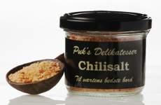 salg af Puk´s Delikatesser - Chilisalt