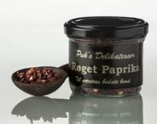 salg af Puk´s Delikatesser - Røget paprika
