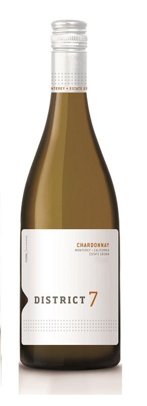 salg af Scheid Family Wine, District 7 Chardonnay, Monterey