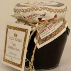 salg af Sort oliventapenade