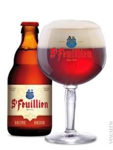 salg af St. Feuillien Brune