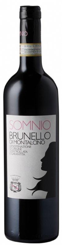 salg af Tambuurini Emanuela, Brunello di Montalcino