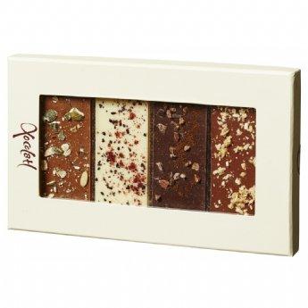 salg af Xocolatl, Minibar - 4 forskellige